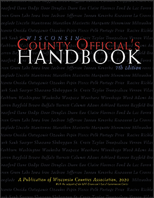 County Official's Handbook Cover